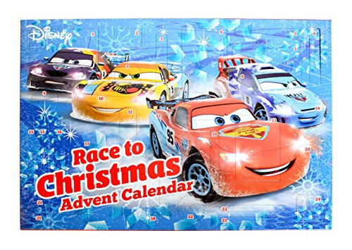 Brigamo 7322_2 - Adventskalender Walt Disney Cars thumbnail