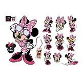 Mickey Wandtattoo/Pinupbild/Beschriftung/Pad einfügen/Tapete/Tapezieren(Stil-1)