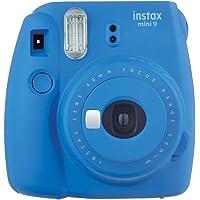 Fujifilm - Instax Mini 9 - bleu cobalt appareil seul