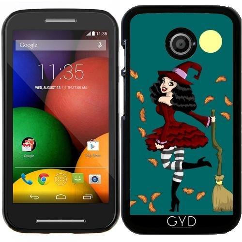 DesignedByIndependentArtists Hülle für Motorola Moto E (Generation 1) - Witched Werden! by AnishaCreations
