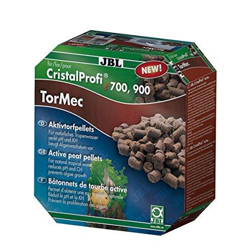 JBL Tormec 60173 Aktiv-Torf Pellets für CristalProfi e 700/701/900/901