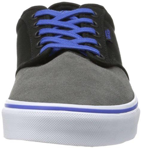 Suede Herren pew Sneakers Atwood S14 Grau Vans F4zqwf