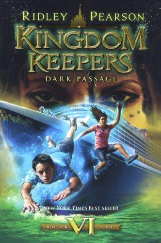 Dark Passage (Kingdom Keepers) por Ridley Pearson