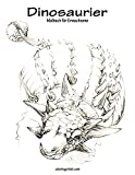 Dinosaurier-Malbuch für Erwachsene 1