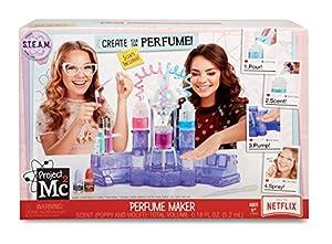 MGA Entertainment Project Mc2 Perfume Maker Kit Maquillaje y Belleza Estuche de Juego - Juegos de rol (Maquillaje y Belleza, Estuche de Juego, 6 año(s), Child, Chica