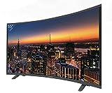 ICARUS ic-CURVE55-hD. 55 Zoll (140 cm) Curved Fernseher (HD, LED) TV. Schwarz