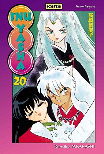 Inu Yasha Vol.20 par TAKAHASHI Rumiko