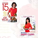 Joe Wicks The Body Coach Collection 2 Book Bundle - Lean in 15: 15 minute meals and workouts to keep you lean and healthy, Davina's Smart Carbs: Eat Carbs and Still Lose Weight With My Amazing 5 Week Smart Carb Plan!
