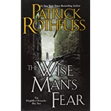The Wise Man's Fear : Kingkiller Chronicle Day 2