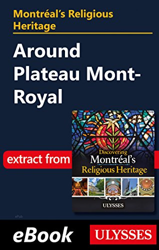 Descargar Libro Montréal's Religious Heritage: Around Plateau Mont-Royal de Siham Jamaa