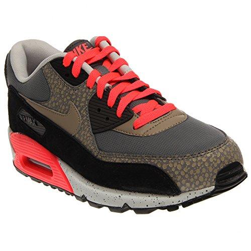 Nike Air Max 1 Premium 309.717-006 Cool Grey / Black-Medium Ash-Bamboo