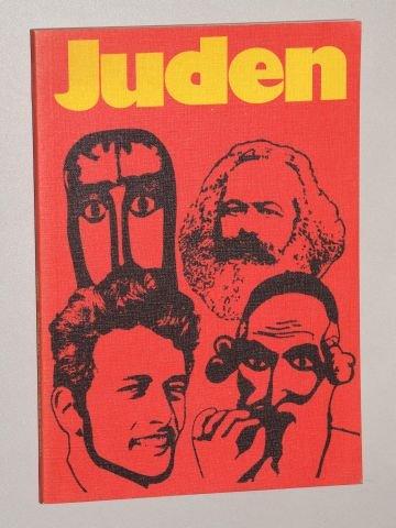 Farber, Klaus [Hrsg.]: Juden. Ein Beitrag zur Behandlung der Vorurteilsproblematik im Unterricht. Dortmund, Crüwell, 1974. 8°. 104 S. kart.