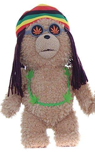 Ted Plüsch Figur 30 cm sprechende Plüschfigur Bär Stofftier Talking (Bär Stofftier Teddy Ted)
