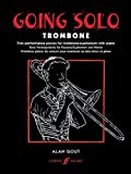 Going Solo -- Trombone: (Trombone and Piano) (Faber Edition: Going Solo)