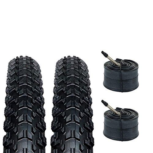 Zol Bundle 2PACK Z2018MTB Reifen und Schlauch 66x 5,7cm Presta/Französisch 48mm Ventil X 26 Bun