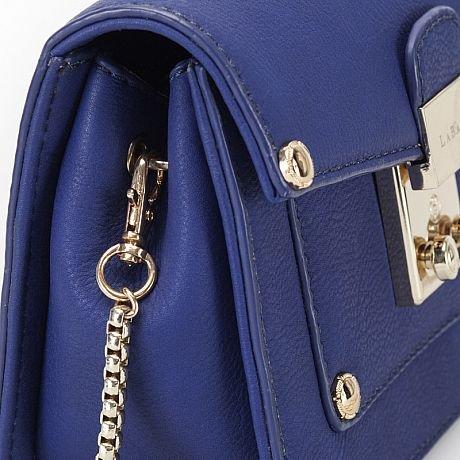 LaBante London - Borsa a tracolla donna Blu (blu)