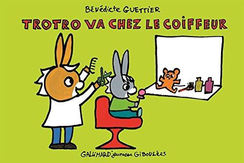 Book's Cover of Trotro va chez le coiffeur