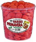 Haribo Primavera große Erdbeeren Menge:125g