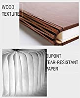 Dream Loom Wooden Folding Book Lights,Creative LED Foldable book Lamp USB Rechargeable Portable Night Light,Table,Floor,ceiling and bedside Decor or Lighting lamp Lights by Dream Loom