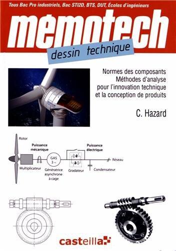 memotech dessin industriel pdf gratuit