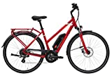 Pegasus E-Bike Solero E8 13,4 Ah Damen Trapez rot...