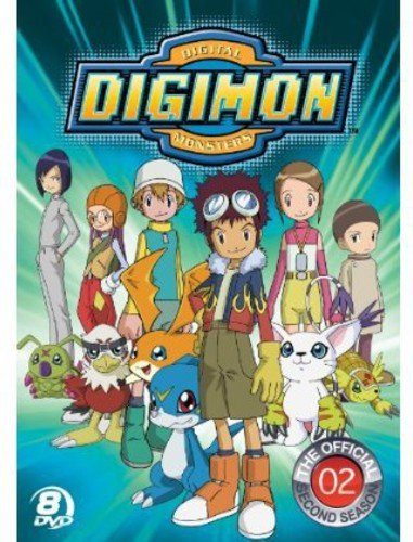 Official Digimon Adventure - Season 2 [RC 1]
