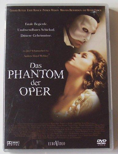 Das Phantom der Oper (Einzel-DVD)