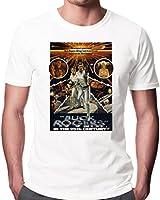 Buck Rogers Men's Fashion Quality Heavyweight T-Shirt.