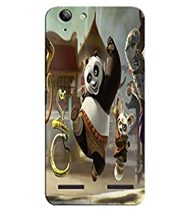 Citydreamz Kung Fu Panda\Cartoon Hard Polycarbonate Designer Back Case Cover For Lenovo Vibe K5/ Lenovo Vibe K5 Plus