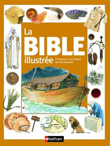 La Bible illustrée par Virginie Aladjidi