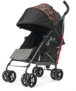 Summer Infant UME One Stroller BoHo Patchwork (Red)