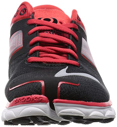 Brooks PureFlow 4 D High Risk Red Black White nero