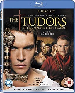 The Tudors: Complete BBC Series 1 [Blu-ray] [2007] [Region Free] (B000VU0KGI) | Amazon price tracker / tracking, Amazon price history charts, Amazon price watches, Amazon price drop alerts