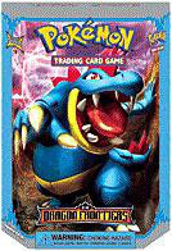 Pokemon Trading Card Game EX Dragon Frontiers Theme Deck Power Wave [Toy]