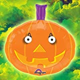 Halloween 3D Eye Popper Kürbis Folienballon