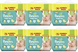 Pampers Baby Dry Größe 4+ Maxi Plus 9-20kg Jumbo Plus Pack, 6er Pack (6 x 76 Windeln)
