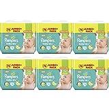 Pampers Baby Dry Größe 4+ Maxi Plus 9-20kg Jumbo Plus Pack, 6er Pack (6 x 76 Windeln)