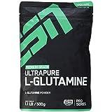 ESN Ultrapure L-Glutamine Powder, Pro Series, 1er Pack (1 x 500g Beutel)