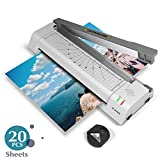4-in-1 A3 Laminator Machine, High Speed Laminating, Cutter, Corner Rounder and ABS Button