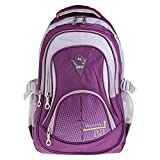 Vbiger Schulrucksack Schulranzen Sportrucksack Backpack für Mädchen Jungen Damen Herren Kinder Jugendliche