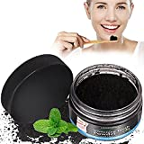 Dents Blanches,Blanchiment Dentaire,Activated Charcoal Teeth Whitening Powder,Poudre...