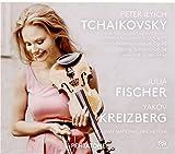 Violin concerto, op. 35. Sérénade mélancolique for violin and orchestra, op. 26. Valse, scherzo for violin and orchestra, op. 34. / Piotr Ilyitch Tchaikovski | Cajkovskij, Petr Ilic (1840-1893)