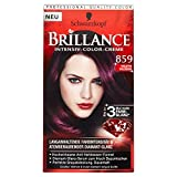 Brillance Coloration Stufe 3, 859 Violette Wildseide, 143 ml