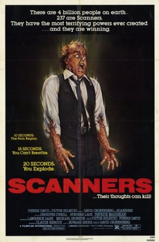 Scanners Plakat Movie Poster (11 x 17 Inches - 28cm x 44cm) (1981)