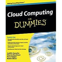 Cloud Computing For Dummies by Judith Hurwitz (2009-11-16)