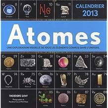 CALENDRIER ATOMES 2013