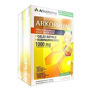 Arkopharma Arko Hive Treasure Royal Royal Jelly 1000mg 2 x 20 Phials