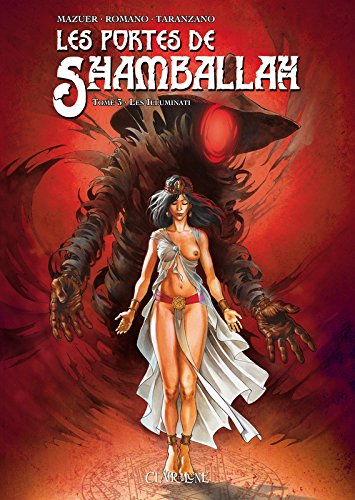Les Portes de Shamballah - tome 3 Les illuminations (03)