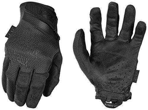 Mechanix Wear Handschuhe–Hohe Geschicklichkeit Covert, schwarz, MSD-55-009