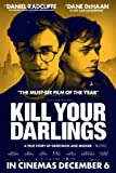KILL YOUR DARLINGS – DANIEL RADCLIFFE – Imported Movie Wall Poster Print – 30CM X 43CM Brand New